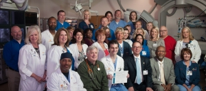 Erlanger team members who works endlessly to ensure Erlanger provides superior cardiac care for patients in our community.