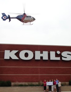 Kohl's donation LF b